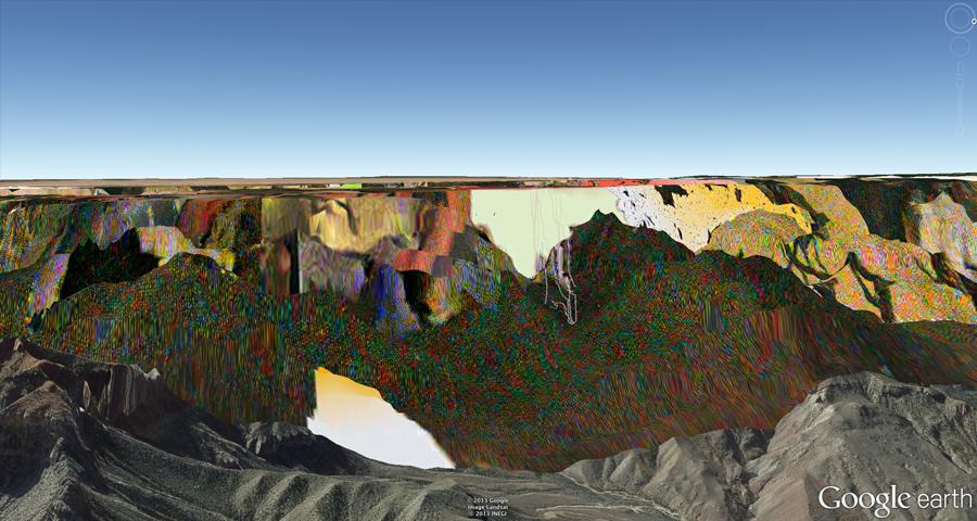 Google Earth & KML, 2013